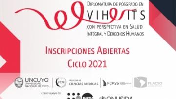 Diplomatura de Posgrado en VIH e ITS con enfoque en Salud Integral y Derechos Humanos